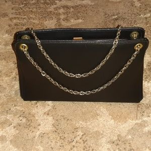 Vintage Verdi black purse